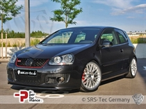 SRS-Tec Frontspoilerlippe ED30-Style GT, VW Golf 5