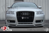 SRS-Tec Frontspoilerlippe RS, AUDI A3 8P