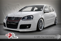 SRS-Tec Frontspoilerlippe R-Style GT, VW Golf 5