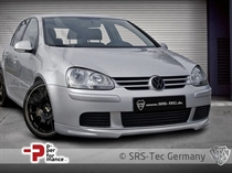 SRS-Tec Frontspoilerlippe R-Style, VW Golf 5